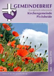 Foto-Gemeindebrief