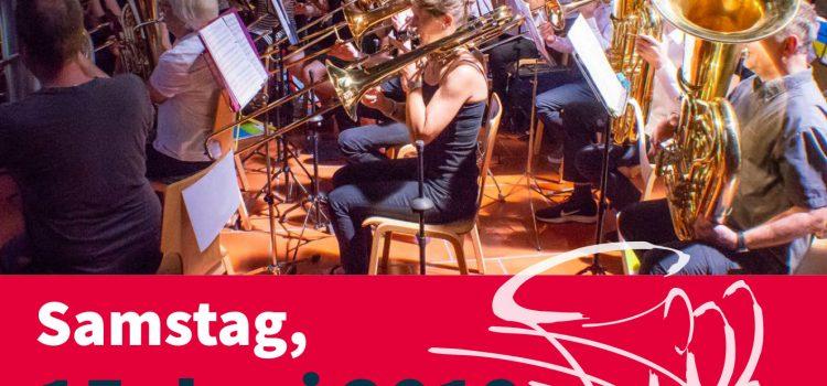 Sommerkonzert des CVJM-Posaunenchors